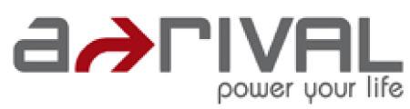 a-rival Logo