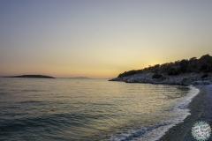 Unser erster griechische Strand