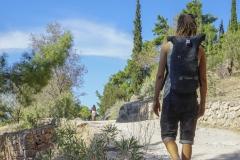 Rucksackpose in Delphi Gnubbi