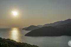 Die Westküste Griechenlands