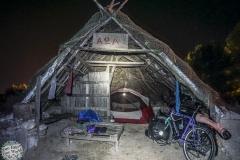 Unsere Strandhütte