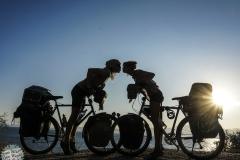 Die Liebe zum Radfahren