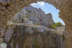 Ruinen von Kastelorizo