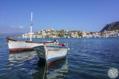 Hafen von Kastelorizo