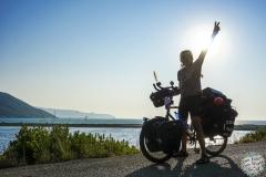 Auf dem Weg nach Lefkada