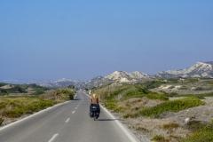 Auf den Straßen von Rhodos