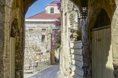 Die Altstadt von Rhodos