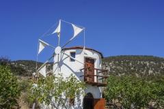 griechische Windräder
