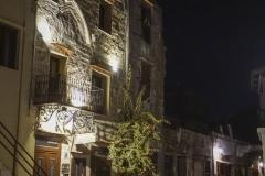 Rhodos bei Nacht