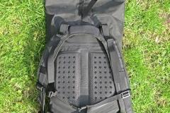 Rückansicht MSX 48 Grad Backpack