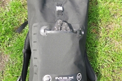 Vorderansicht MSX 48 Grad Backpack