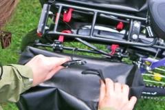 SLR 55 Avantgarde, bei uns als Backroller