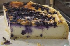 Käse Blaubeer Kuchen