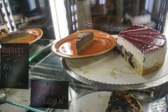 Rohkost After Eight und Schneewittchen Kuchen