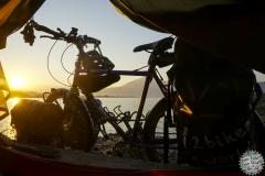 Sonnenaufgang bei Fethiye