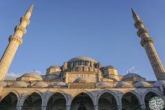 Süleymaniye Camii Moschee in Istanbul