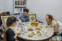 Cilingir (Rakiabend) bei Hande und Gökhan in Istanbul