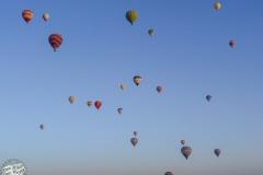Ein Himmel voll Ballons