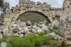 Ruinen bei Patara