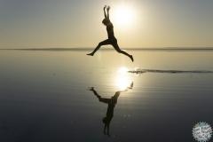 Am Tuz Gölü (Salzsee)