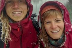 Wir freuen uns riesig über den ganzen Schnee