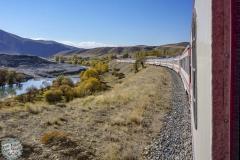 Zugfahrt Richtung Erzurum