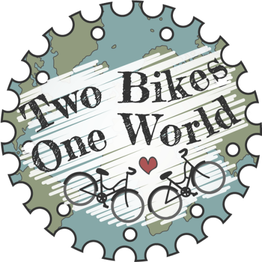 TWO BIKES ONE WORLD
