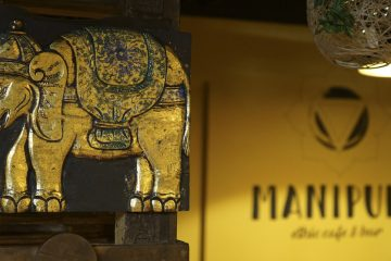 Header Manipura Cafe & Bar Baku