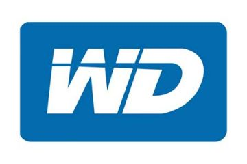 Western-Digital Logo