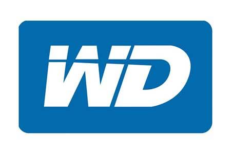 Western-Digital Logo